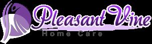 Pleasant Vine Home Care Logo
